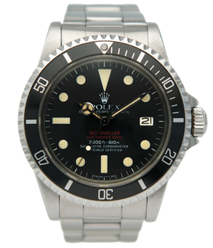 Sie wollen Ihre Uhr verkaufen?